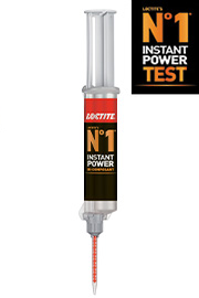 Loctite's N°1 Instant Power