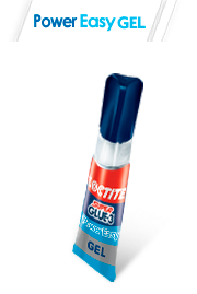 Colle Super Glue 3 Power Easy